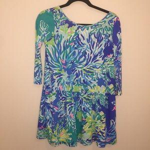 NWOT Lilly Pulitzer Girls Lynn Dress